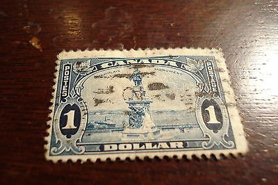 #227 - Canada - Canadian used stamp