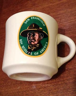 Boy Scouts of America  San Francisco mug