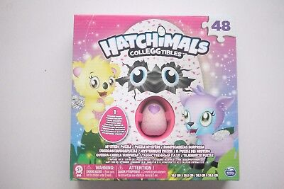 Hatchimals - CollEGGtibles - Mystery Puzzle +1 Exclusive Mystery Figure *NEW*