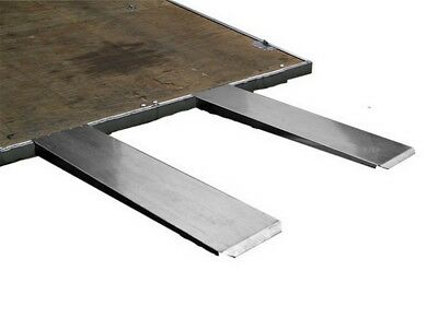 Pit-Pal Trailer Ramp 4 in Lift Height 36 in Long 14 in Wide P/N 699