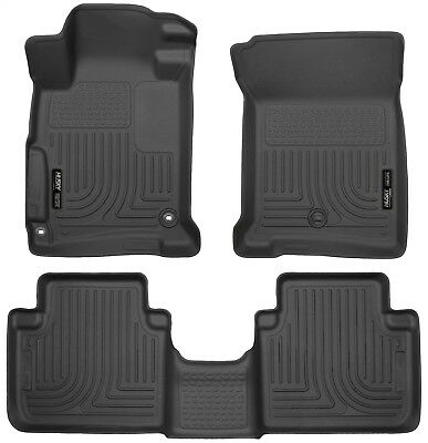 Husky Liners 98481 WeatherBeater Floor Liner Fits 13-17 Accord