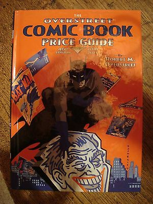 Overstreet Comic Book Price Guide #40 HC NM+ Batman Mark Chiarello Cover