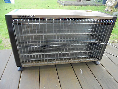 Vintage Vulcan Conray Radiant Space Heater VGC Retro Working Well
