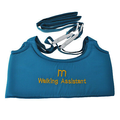 Baby Walking Assistant Learning Walk Safety Reins - Blue C6I2