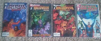 DC Universe Infinite Halloween Special 2007 2008 2009 1 Holiday Justice League