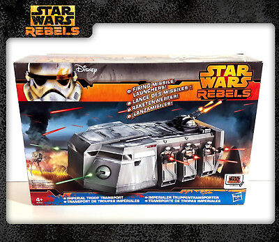 STAR WARS Rebels: Imperial Troop Transport (OVP)