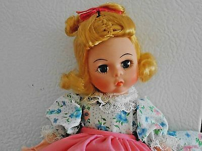 """Madame Alexander Kins """"mary Mary"""" Storyland Doll #451 - 8""""- New In Box"""