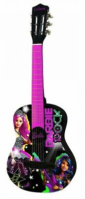 LEXIBOOK Barbie Acoustic Guitar. Delivery is Free