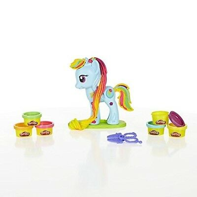 Play-Doh My Little Pony Rainbow Dash Style Salon Playset. Free Shipping