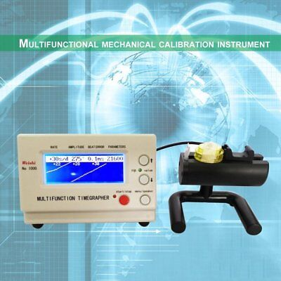 Mechanical Watch Tester Timegrapher Watch Timing Machine Tester Repair Tools TP1