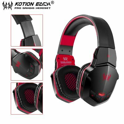 EACH B3505 Wireless Bluetooth 4.1 Stereo Gaming Headphone Headset Support NFC YW