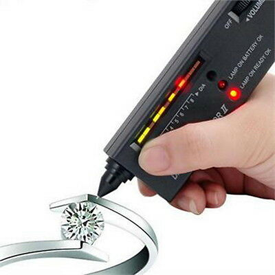 Diamond Tester Gemstone Selector II Gems LED Indicator Jewel Jewelry Tool TestYW