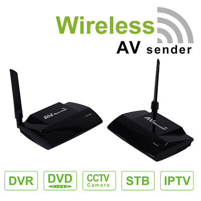 NEW! 5.8GHz HDMI WIRELESS AV Sender TV Wireless AUDIO VIDEO Transmitter ReceiYF