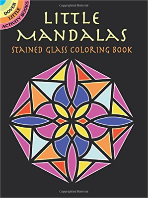 Coloring Books For Adult Mandalas Round Art Design Pattern Painting Relax Stress