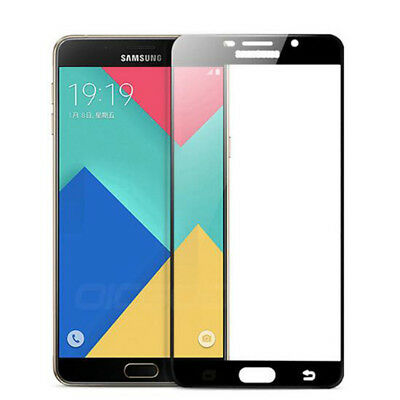 5D Premium Real Tempered Glass Film Screen Protector For Samsung Galaxy A5 2017