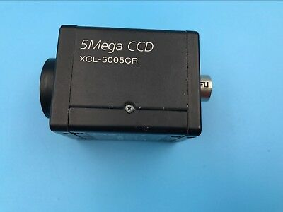 1pcs Used SONY XCL-5005CR Industrial CCD Camera
