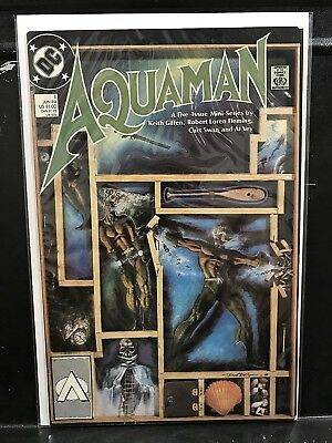 Aquaman #1 (1989 Series DC) Combined Shipping Deal! Buy 2 Get 1 Free!