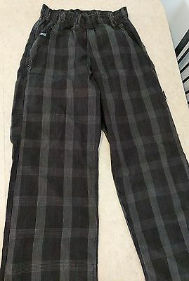 Chef Works Pants, /size Xs/
