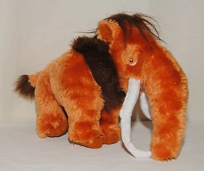 Jakks Pacific Ice Age 10 Inch Manny The Mammoth Soft / Plush Toy