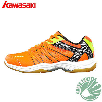 2017 Kawasaki Badminton Shoes Men And Women Whirlwind Series K-061 062 063
