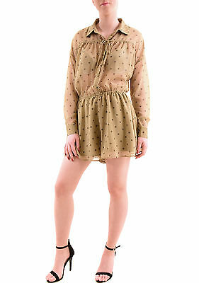 b6a946fcefa The Fifth Women s NBW Midnight Memories Playsuit Daisy Pint Size S RRP  95  BCF76