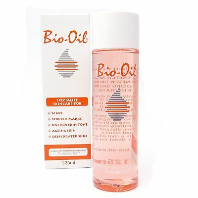 Bio Oil Specialist Skincare For Scars Dehydrated Skin Stretch Marks 125ml