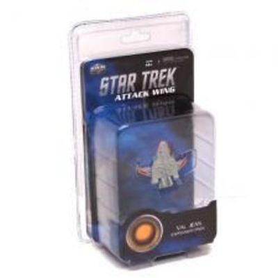 HeroClix Star Trek Attack Wing - Val Jean Expansion Pack