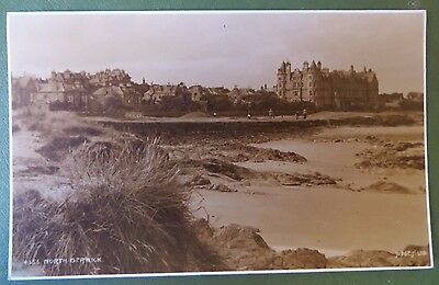 Vintage Postcard, North Berwick, East Lothian, Judges Real Photo