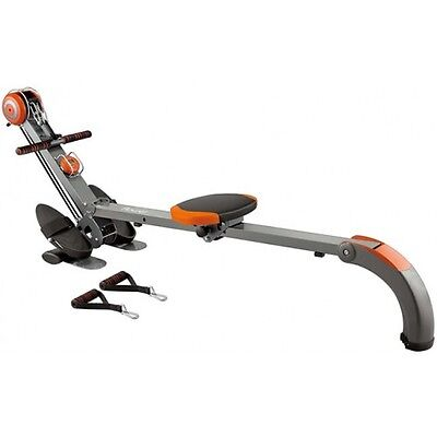 Body Sculpture Rower 'N' Gym Rowing Machine - Pre-Assembled