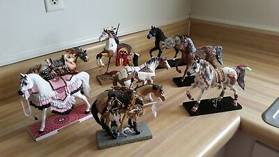 Trail of Painted Ponies collection