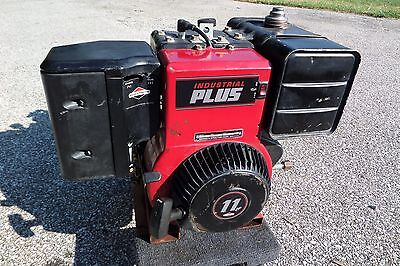 Briggs and Stratton Horizontal 11hp with electric start Indiana