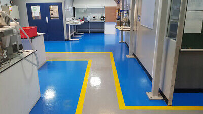 5kg 2 Pack Solvent Free Epoxy Resin Floor Paint
