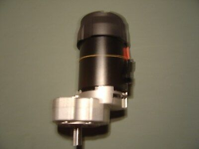 NEW - 36 Volt Brush Motor With Gear Box, Fits Tennant 5680