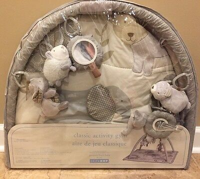 NEW Pottery Barn Kids ANIMAL FRIENDS Classic Activity Gym