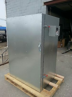 New Powder Coating Batch Oven! 2x4x5