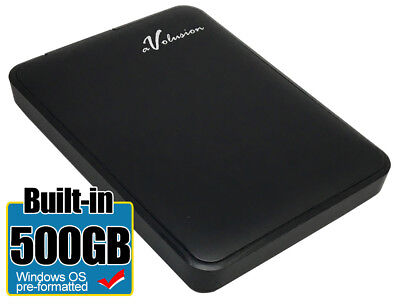 NEW Buslink 4TB USB 3.0 External Hard Drive for Windows XP//Vista//7//Mac OSX//Linux