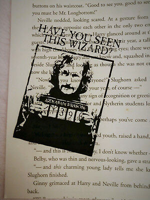 Harry Potter book page print, Sirius Black, unframed wall hangings home decor