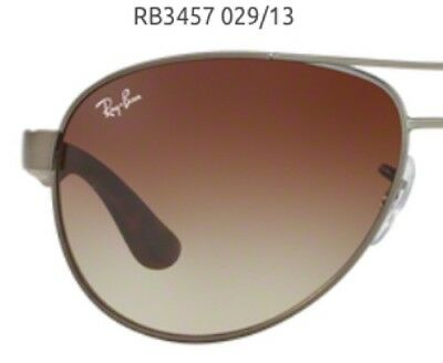 Ray Ban Rb 3457 original replacement lenses Ray Ban 3457 lenti originali ric.