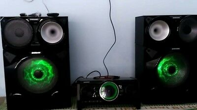 2300w giga sound system - Paint shop miami