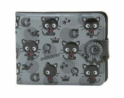 NEW Sanrio CHOCOCAT Vinyl Wallet - Coin Slot/Pouch Card/ID Holder - Vintage