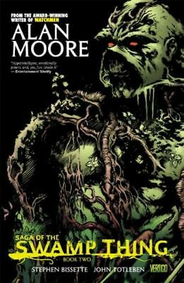 Saga of the Swamp Thing Book Two Paperback – Oct 2 2012
