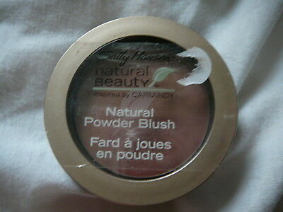 Sally Hansen Natural Beauty Powder Blush in Orchid. Inspired By Carmindy. 4.7g