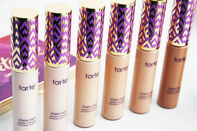 Tarte Shape Tape Contour Concealer Full Size 10Ml - 5 Shades Available
