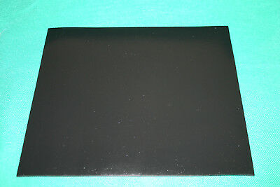 Pack of 4, 500mm x 500mm x 1.5mm Butyl Rubber Sheet