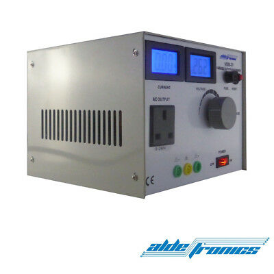 Single Phase Variable Transformer like Variac 1000VA to 2000VA Variac