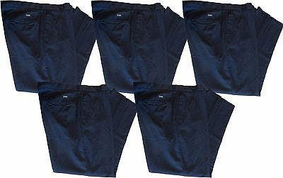 36x31 (5) Used Uniform Work Pants Cintas Comfort Flex 945-20