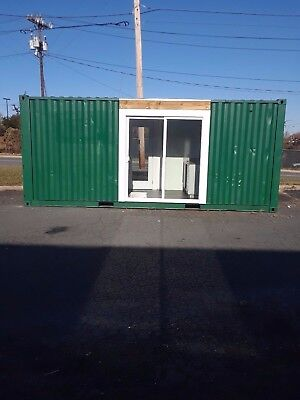 SHIPPING CONTAINER HOME or Office