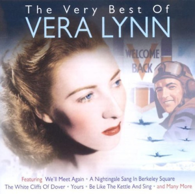 Vera Lynn-The Very Best Of  (US IMPORT)  CD NEW