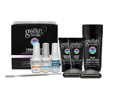 Harmony Gelish - PolyGel 2017 - French Kit NEW