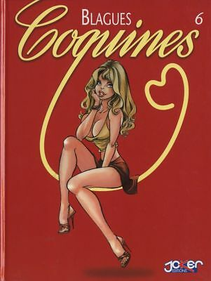 BD adultes Blagues Coquines Blagues Coquines, Tome 6